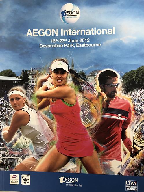 Aegon International 2012