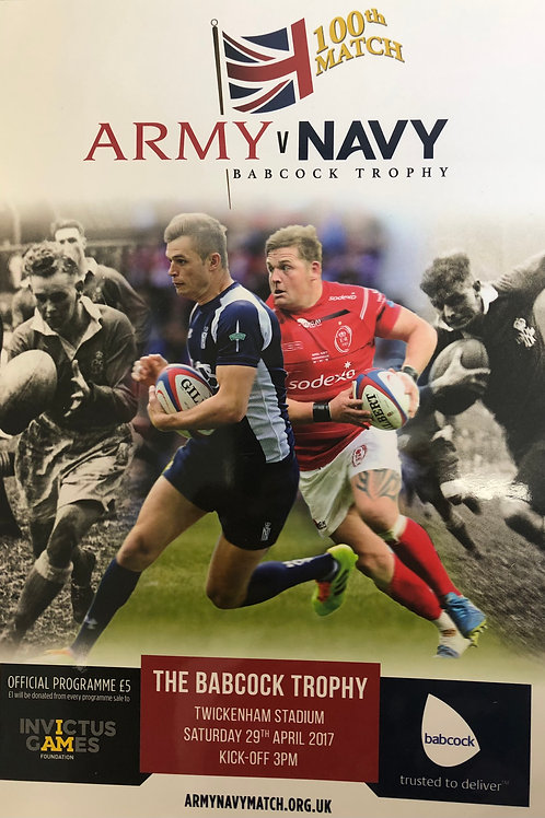 Army v Navy 29.04.2017