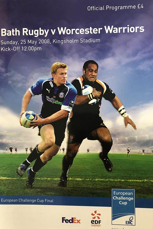 European Challenge Cup Final 2008