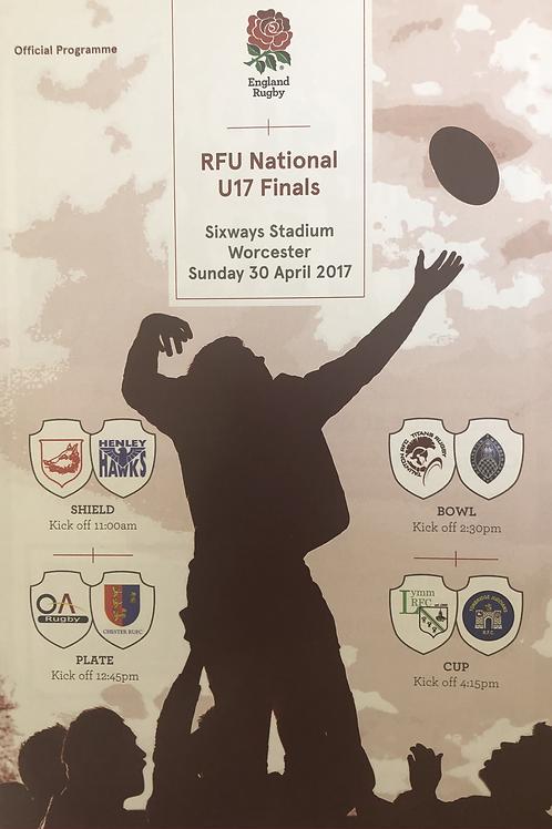 RFU National U17 Finals
