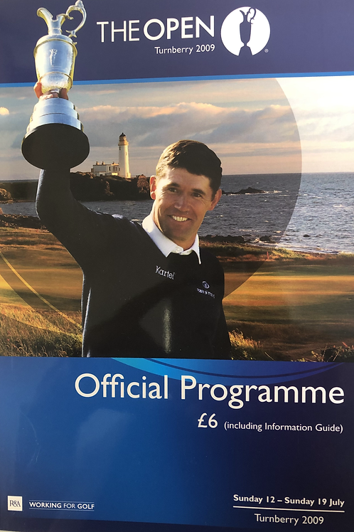 The Open Turnberry 2009