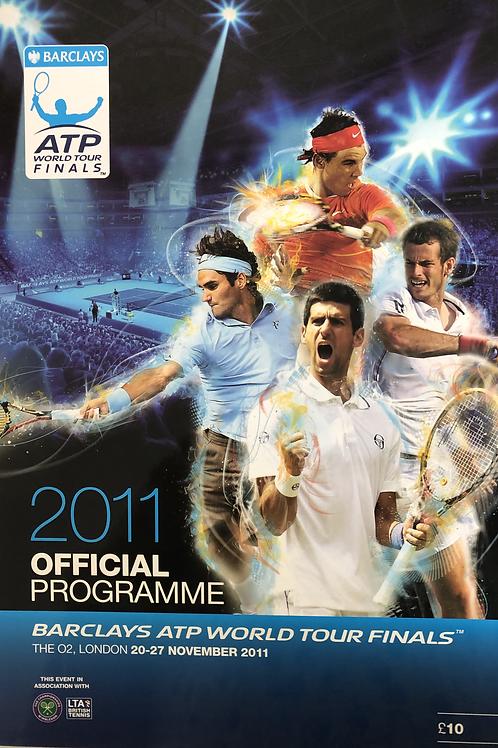 ATP Finals 2011
