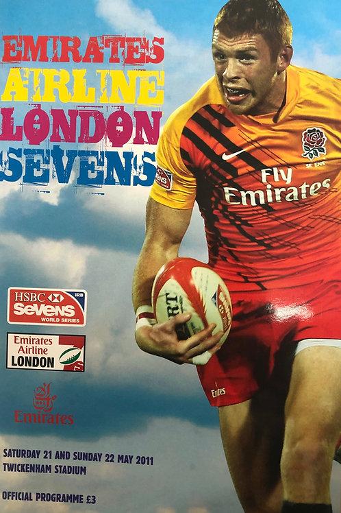 London Sevens 2011