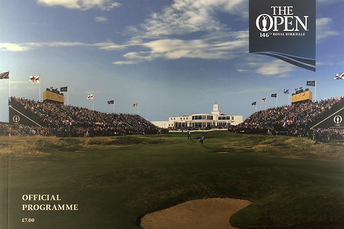 The Open - Royal Birkdale 2017