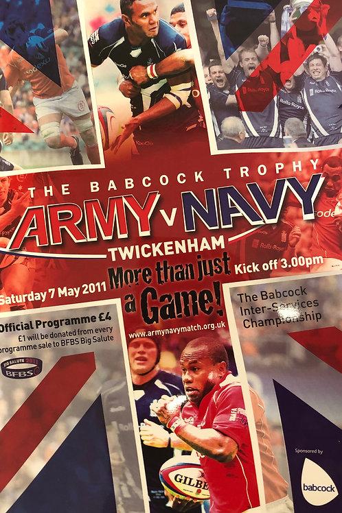 Army v Navy 02.05.2009