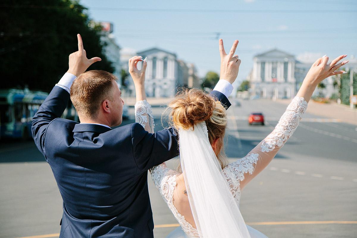 свадьба Курск