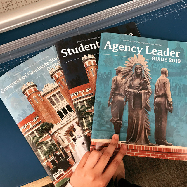 SGA Guidebooks
