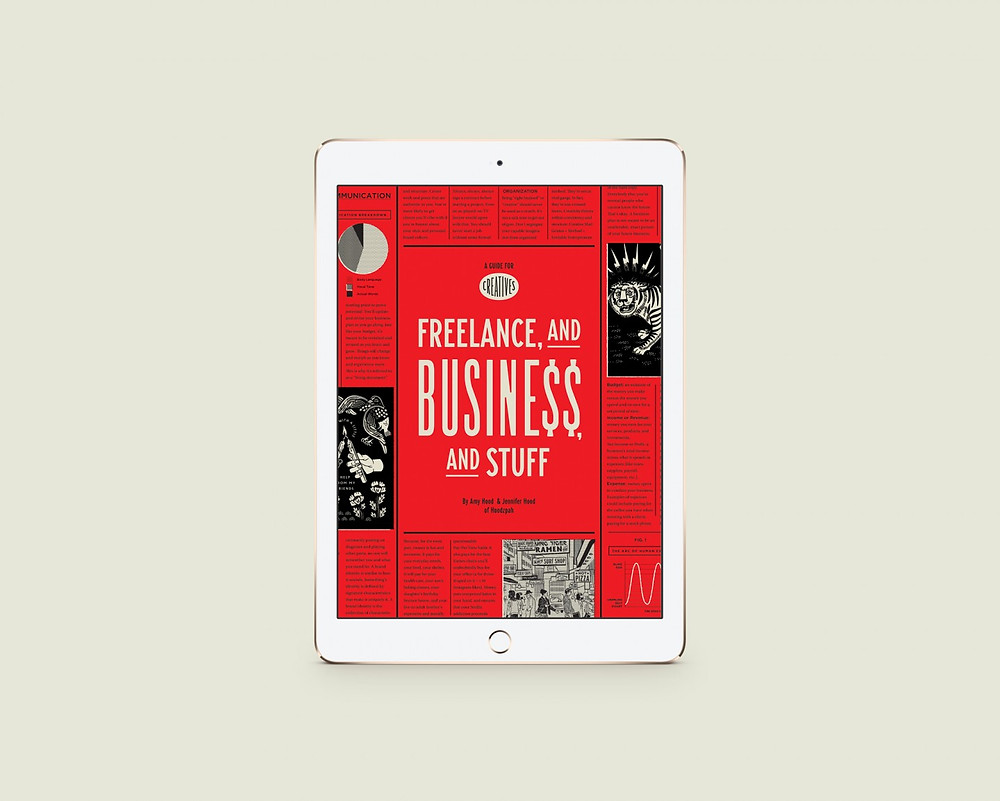 Freelance and Business and Stuff by Hoodzpah Design Co.