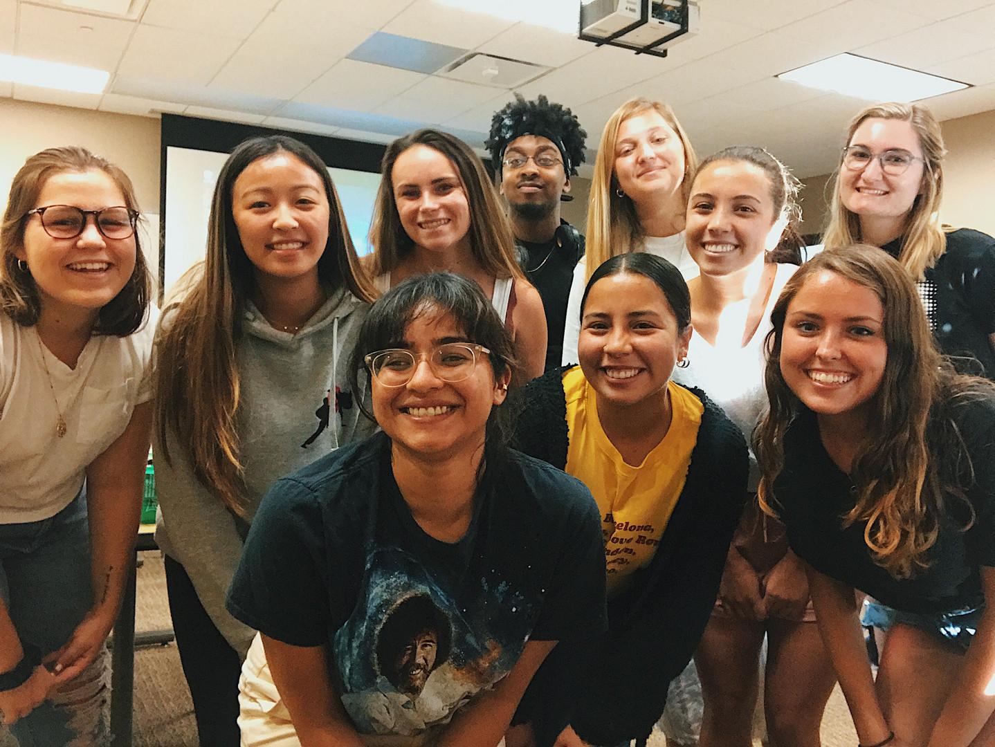 Student Pubs Staff Retreat Fall 2019