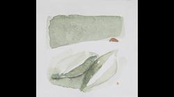 Bolillos, 2020, gouache sobre papel, 1.5 x 1.5 pulg.