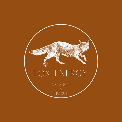 Fox Energy: Balance & Focus Meditation Inhalant