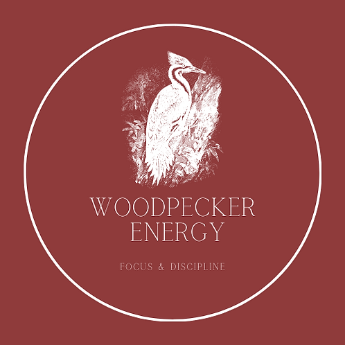Woodpecker Energy Essential Oil Roller