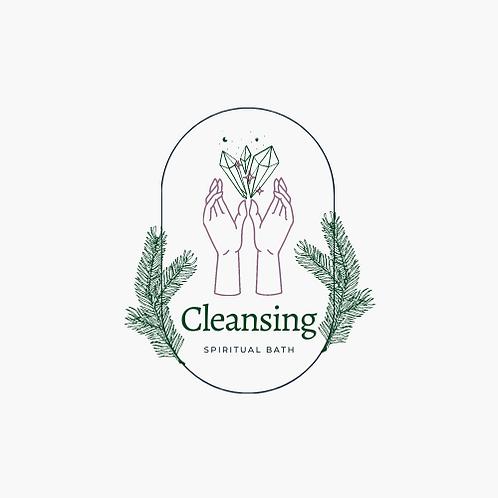 Cleansing Spiritual Bath Salts