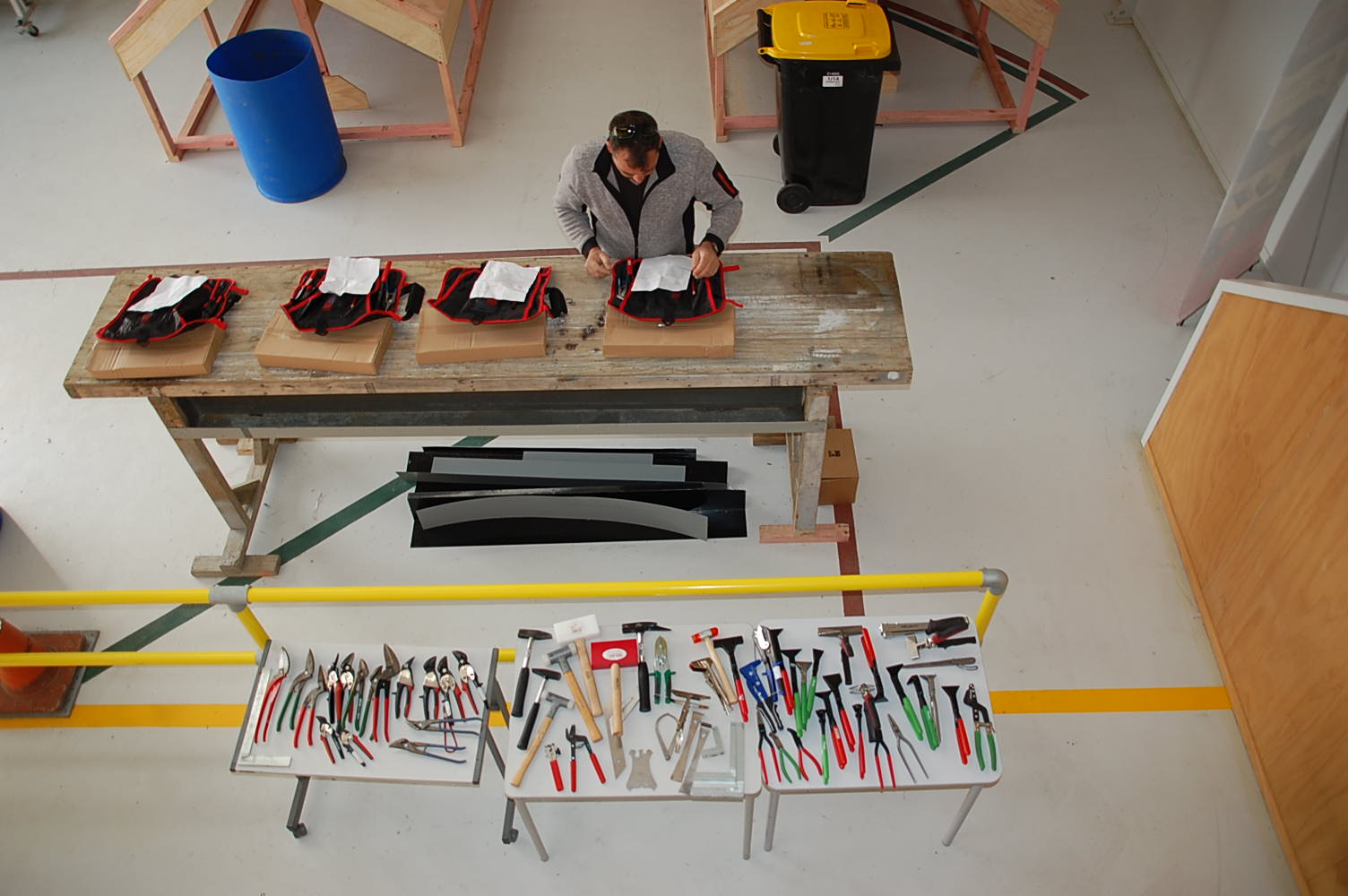 hand tools training course