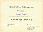 Lypossage Certificate.PNG