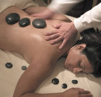 Stone (Hot/Cold) Therapy Massage - CH