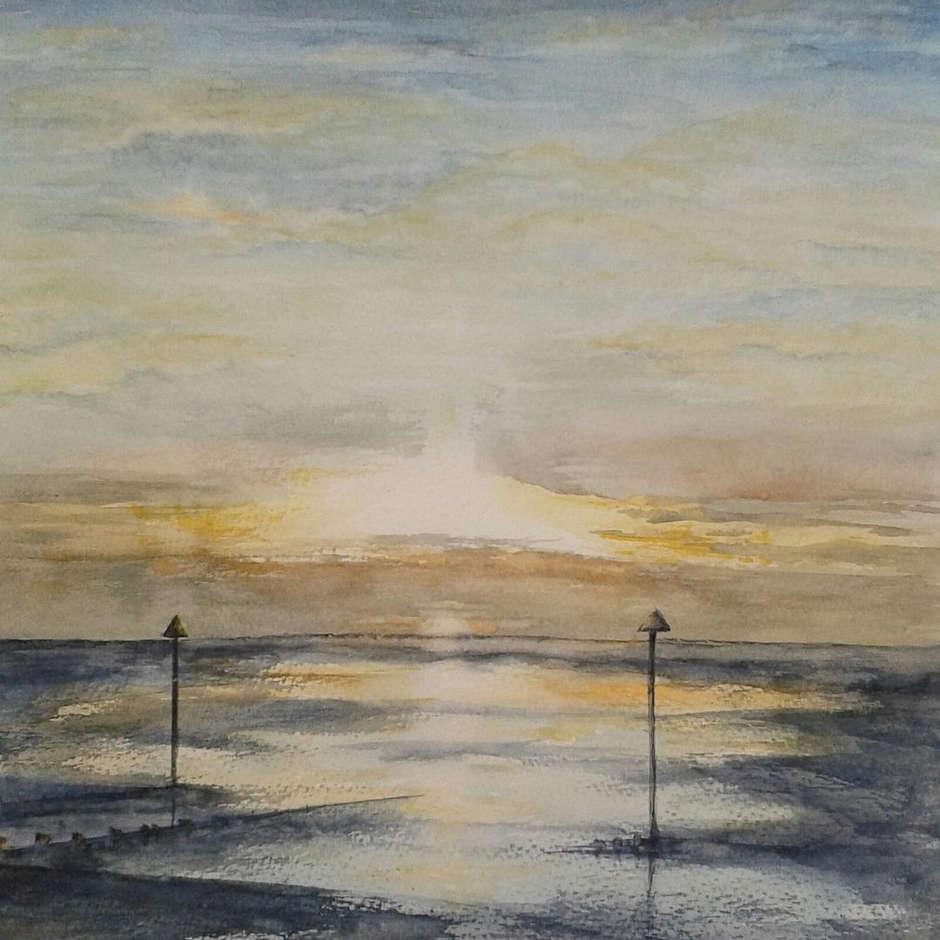 Southend Sunrise, Anne Seaman