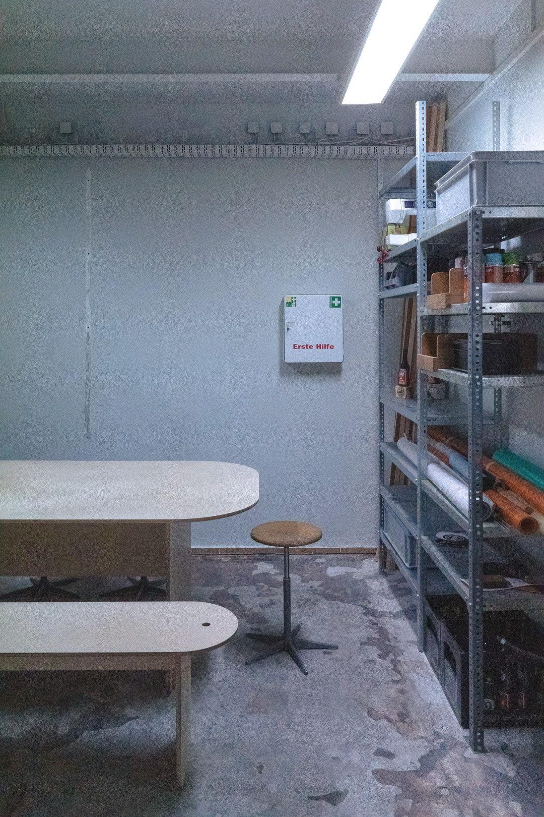 Tagesmiete Workshopraum