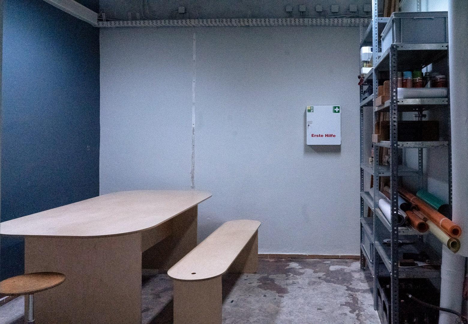 Miete Workshopraum