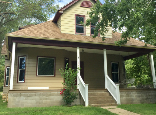 SOLD!!   621 N. Commercial  Mankato KS