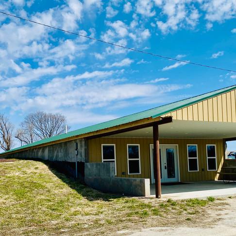 SOLD!  1333 W Rd  Burr Oak, KS with 9 acres