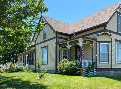 SOLD!  817 E. South  Mankato, KS