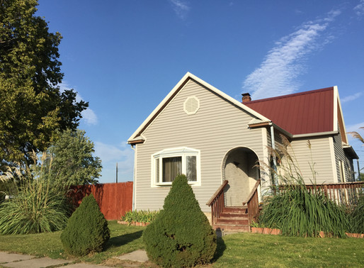 SOLD!  106 Walnut  Lebanon, KS