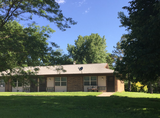 SOLD!!  813 Delaware  Jewell, KS