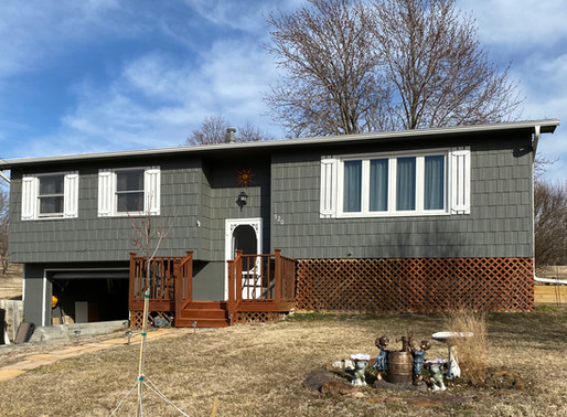 SOLD!!   520 N. Water  Mankato, KS