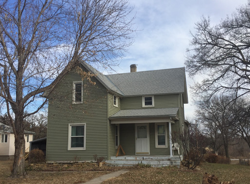 SOLD!!   724 N. High Mankato KS