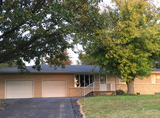 SOLD!  218 N. East Mankato, KS