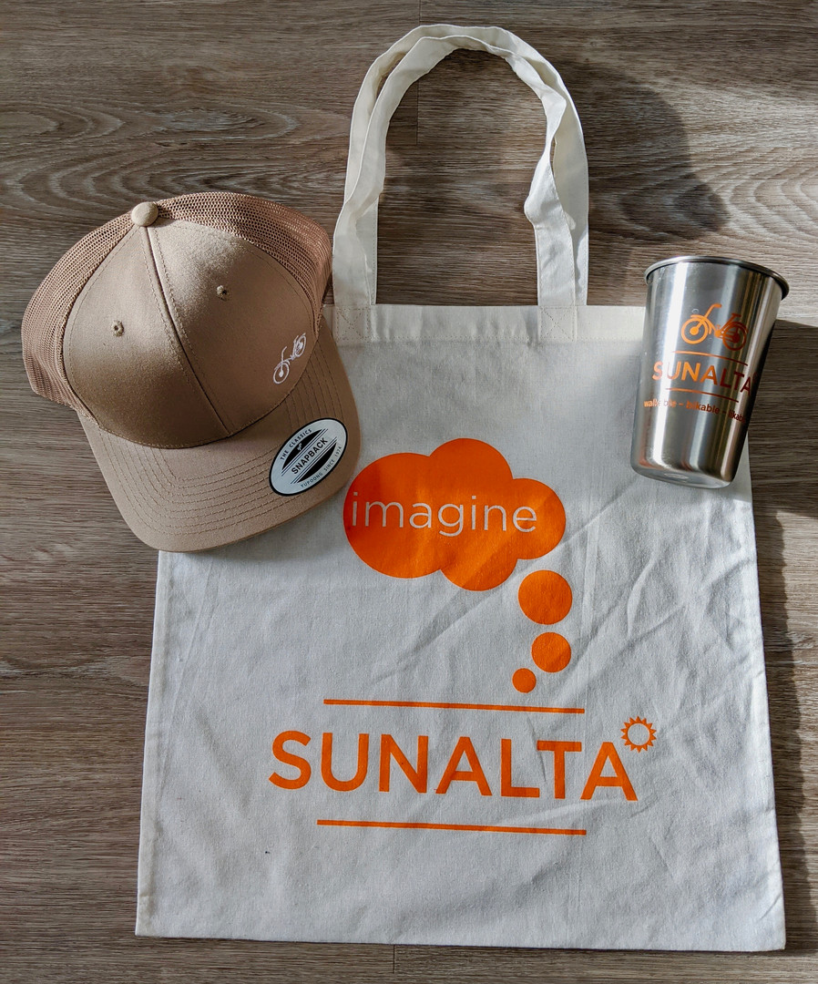 imagine Sunalta Tote
