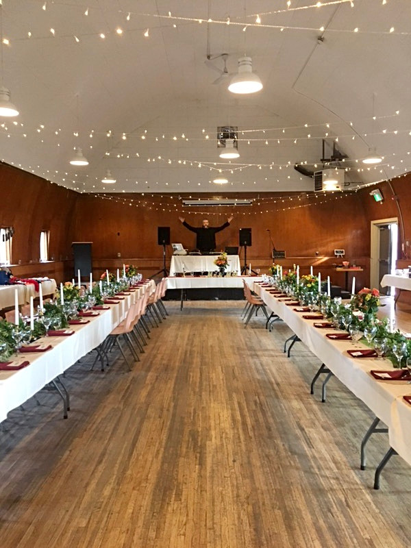 Main Hall - Wedding