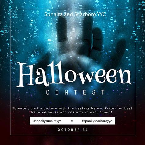 Copy of Spooky Halloween Instagram Post
