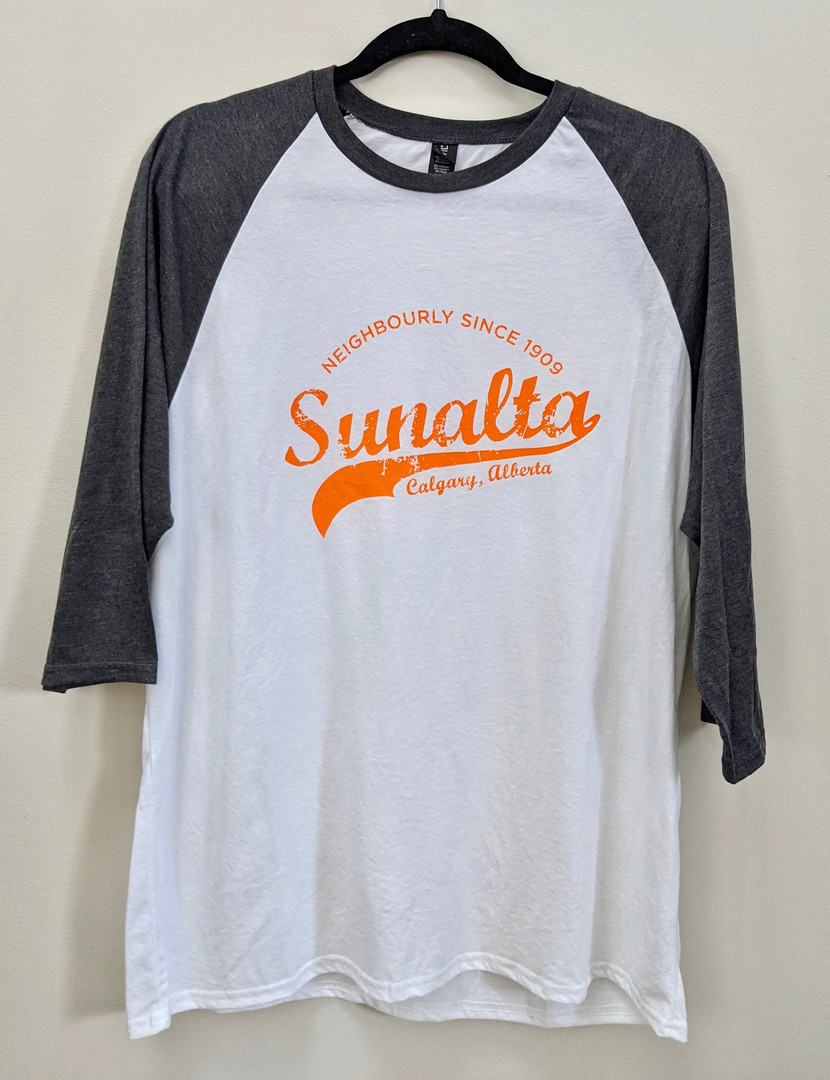 Sunalta Baseball Shirt