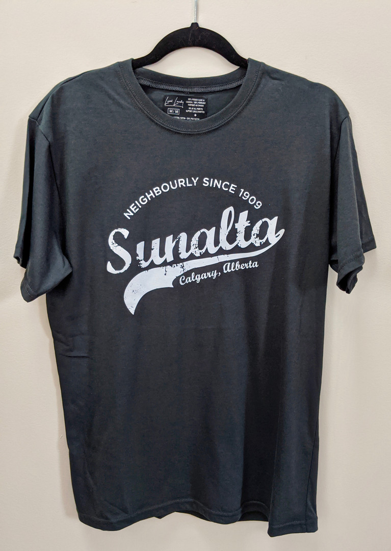 Local Laundry Charcoal Sunalta Tee