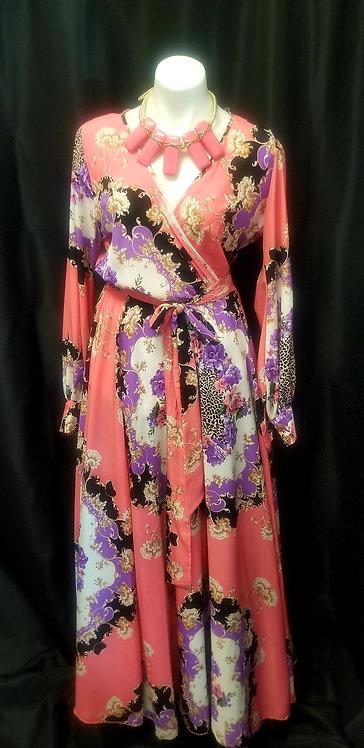 Brunchin' Maxi Dress