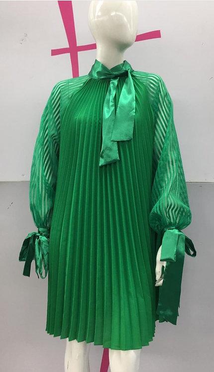 Pleated Dress FT