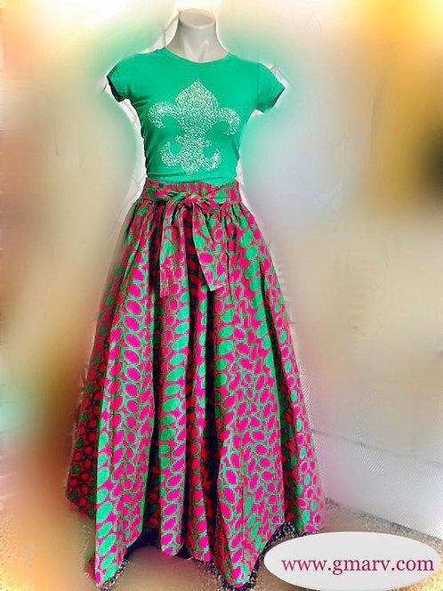Open Circle Skirt