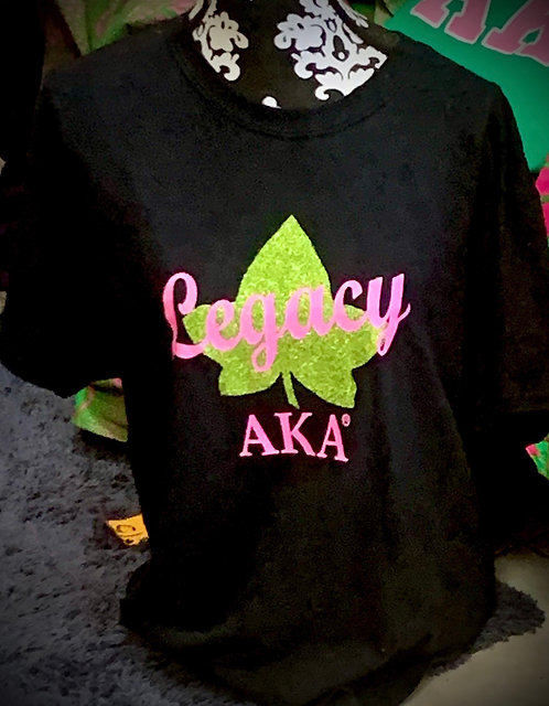 AKA Legacy Tee