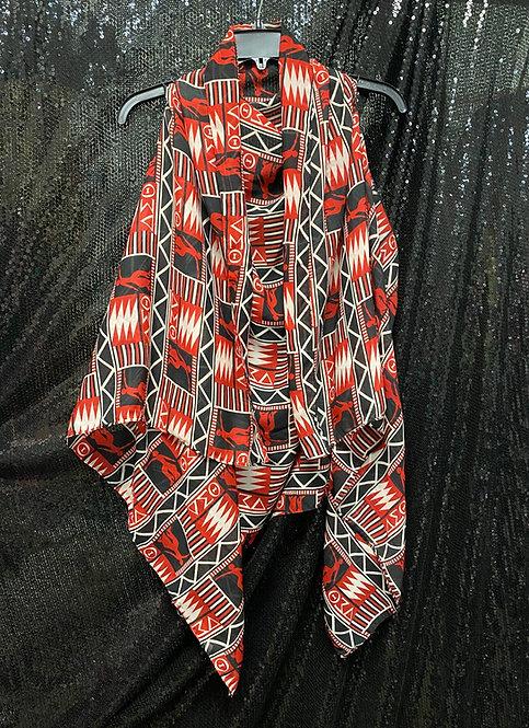 DST Reversible Vest