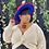 Thumbnail: Large Brim Hat - Red