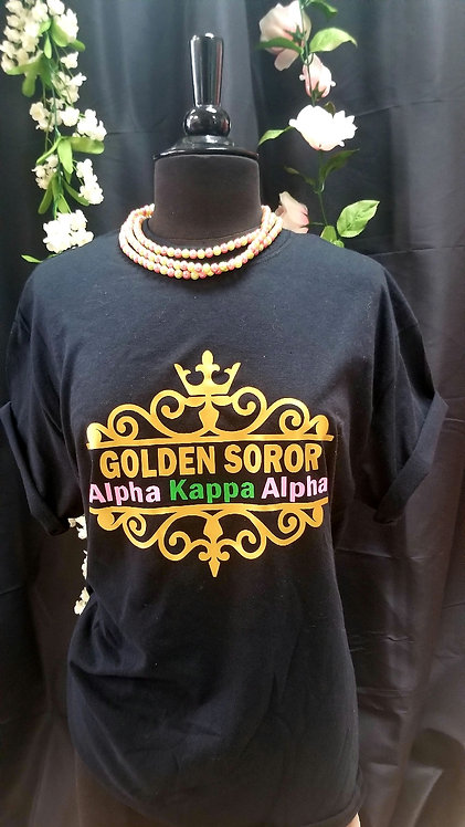 Golden Throne Tee