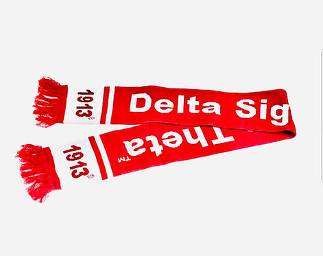 DST Winter Scarf