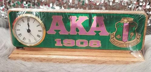 AKA Desk Clock