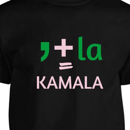 Kamala += Tee