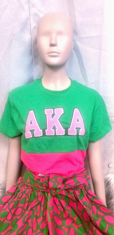 Color Block T-shirt