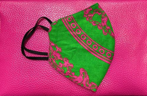 Armani Mask-Green