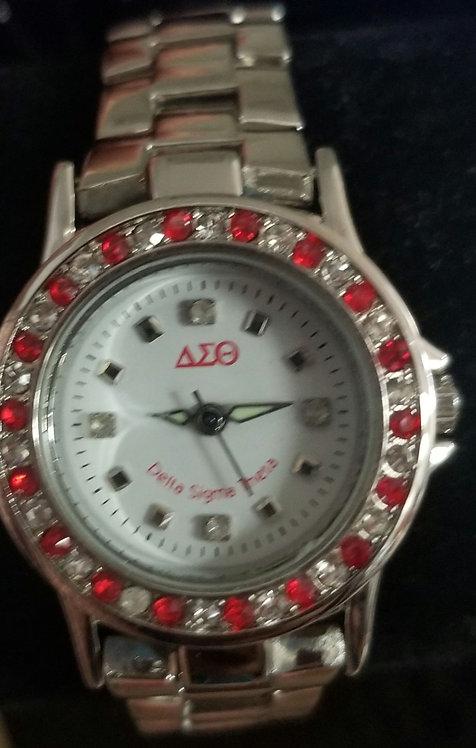 DST Watch-Silver
