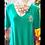 Thumbnail: V-Neck Maxi Dress w/20 Pearls